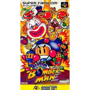 Super Bomberman [SFC - occasion BE]