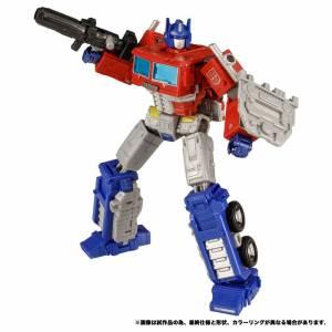 Transformers Kingdom Series KD-19 Optimus Prime [Takara Tomy]