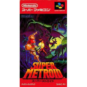 Super Metroid [SFC - occasion BE]