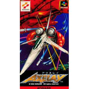 Axelay [SFC - Used Good Condition]