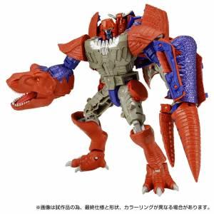 Transformers Kingdom Series: KD EX-12 Maximal T-Rex LIMITED EDITION [Takara Tomy]