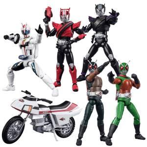 SHODO-X Kamen Rider 15 - 10Pack BOX (CANDY TOY) [Bandai]