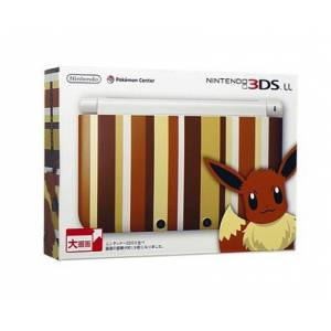 Nintendo 3DS LL (XL) - Pokémon - Eievui (Eevee) Edition [Brand New]