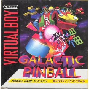 Galactic Pinball [VB - occasion BE]
