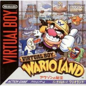 Virtual Boy Wario Land - Awazon no Hihou [VB - Used Good Condition]