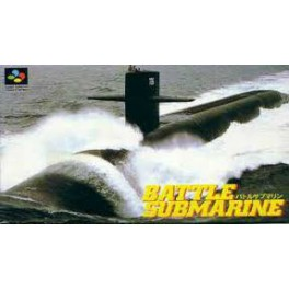 Battle Submarine [SFC - Used Good Condition]