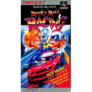 Rock n' Roll Racing [SFC - Used Good Condition]