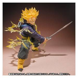 Dragon Ball Kai - Super Saiyan Trunks  - Limited Edition [Figuarts ZERO]