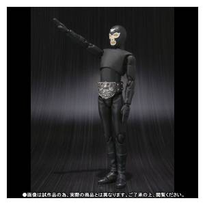 Shocker Soldier (Black) - Limited Edition [SH Figuarts]