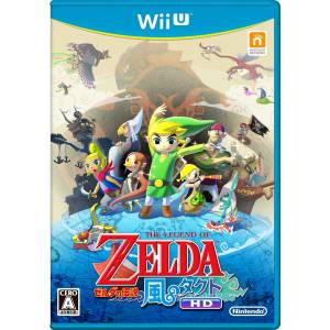The Legend of Zelda - Kaze no Takuto / Wind Waker [Wii U]