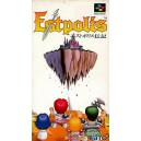 Estpolis Denki / Lufia & the Fortress of Doom [SFC - Used Good Condition]