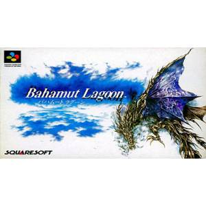 Bahamut Lagoon [SFC - Used Good Condition]