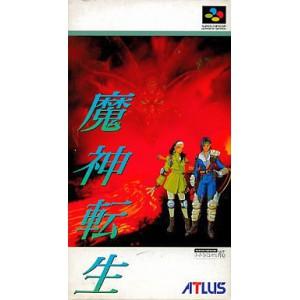 Majin Tensei [SFC - Used Good Condition]
