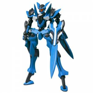 Gundam 00 - GNX-Y903VW Brave (Commander Test Type) [Robot Damashii Side MS 090]