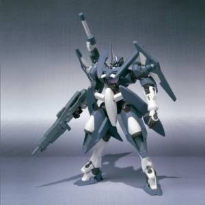 Gundam 00 - GNX-604T Advanced GN-X [Robot Damashii Side MS SP]