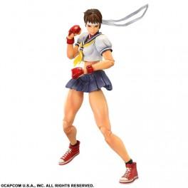 Super Street Fighter 4 Arcade Edition - Sakura [Play Arts Kai]