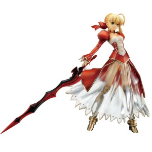 Fate/Extra - Saber Extra [Clays]