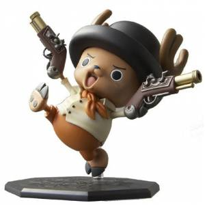 ONE PIECE - Tony Tony Chopper Western Ver [Door Painting Collection Figure]