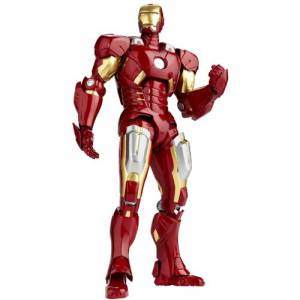 Iron Man - Mark 7 [Tokusatsu Revoltech No.042]