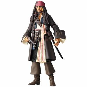 Pirates of the Caribbean - Jack Sparrow [Tokusatsu Revoltech No.025]