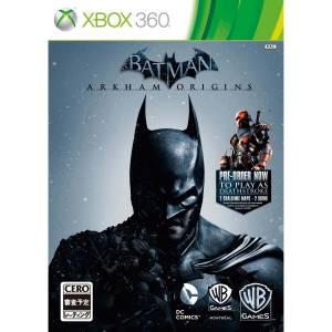 Batman - Arkham Origins [X360]