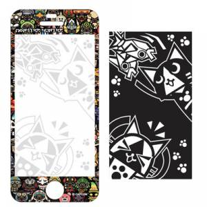 Monster Hunter - iphone5 Protect Sticker (AIROU) [Goodies]