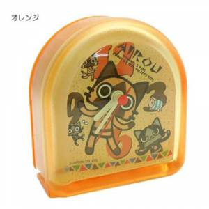 AIROU - Clock for Bath (Orange) [Goodies]