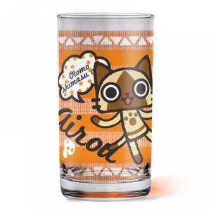 AIROU - 8oz Glass Felyne [Goodies]