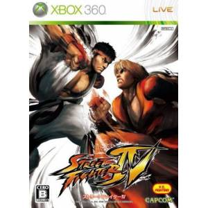 Street Fighter IV [X360/ occasion]
