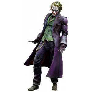 The Dark Knight Trilogy - Joker [Play Arts Kai]