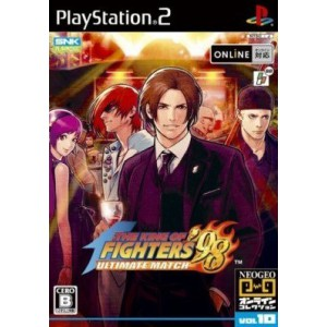 Buy The King Of Fighters 2002 Unlimited Match Used Good