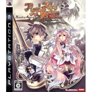 Agarest Senki / Record Of Agarest War [PS3 - Used Good Condition]