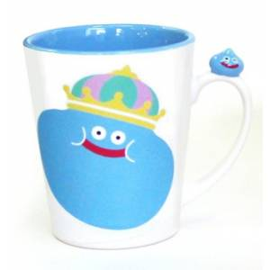 DRAGONS QUEST - Mug Cup King Slime [Goodies]