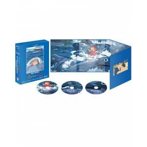 Ponyo Special Edition [Blu-ray Box - used]