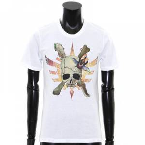Monster Hunter 4 × Roen - T Shirt White [Goods]