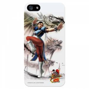 StreetFighter 25th Anniversary - iPhone 5s/5 Case Chun-Li  [Goodies]