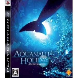 Aquanaut's Holiday - Kakusareta Kiroku [PS3 - Used Good Condition]