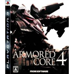 Armored Core 4 [PS3 - Used Good Condition]