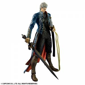 DEVIL MAY CRY 3 - Vergil [Play Arts Kai]
