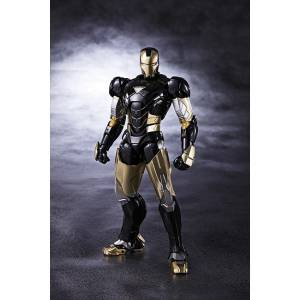 Iron Man - Iron Man Mark 6 Black Ver. - Limited Edition [SH Figuarts]