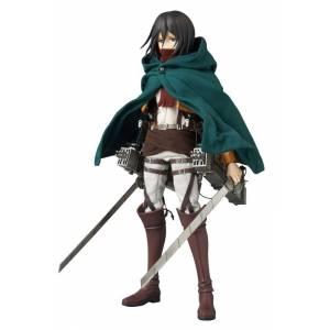Attack on Titan / Shingeki no Kyojin - Mikasa Ackerman [Real Action Heroes]