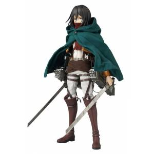 Attack on Titan / Shingeki no Kyojin - Mikasa Ackerman [Real Action Heroes]