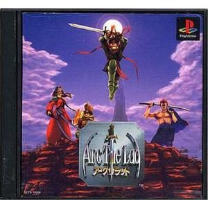 Arc the Lad [PS1 - Used Good Condition]