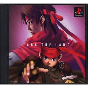 Arc the Lad II [PS1 - Used Good Condition]