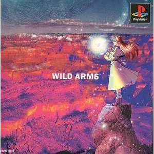 Wild Arms [PS1 - Used Good Condition]
