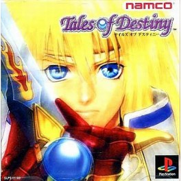 Tales of Destiny [PS1 - Used Good Condition]