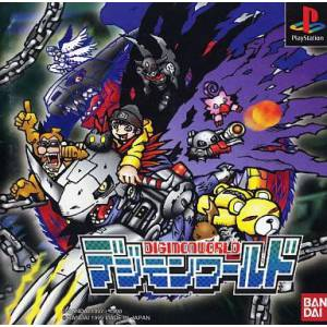 Digimon World [PS1 - Used Good Condition]