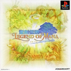 Seiken Densetsu - Legend of Mana [PS1 - Used Good Condition]