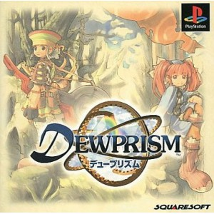 Dewprism / Threads of Fate [PS1 - Used Good Condition]