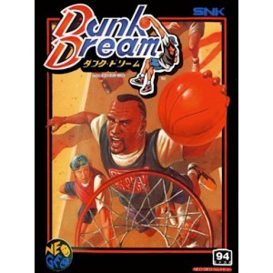Dunk Dream / Street Hoop [NG AES - Used Good Condition]